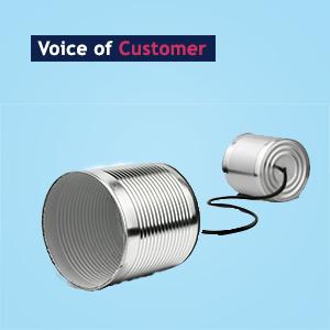 Customer Voice met Ideeën portaal
